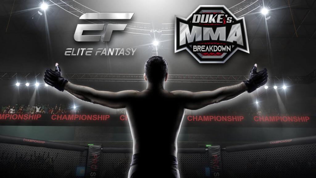 UFC - Duke's MMA Breakdown