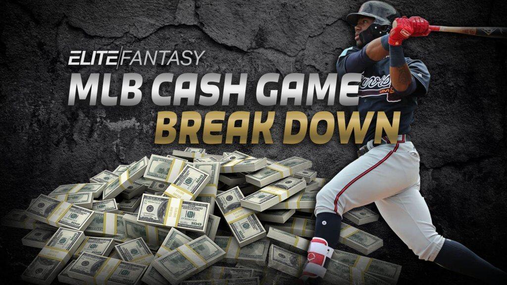 DFS MLB Cash Game BD Cover