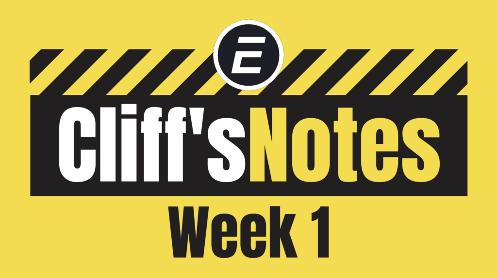 Cliff's Notes